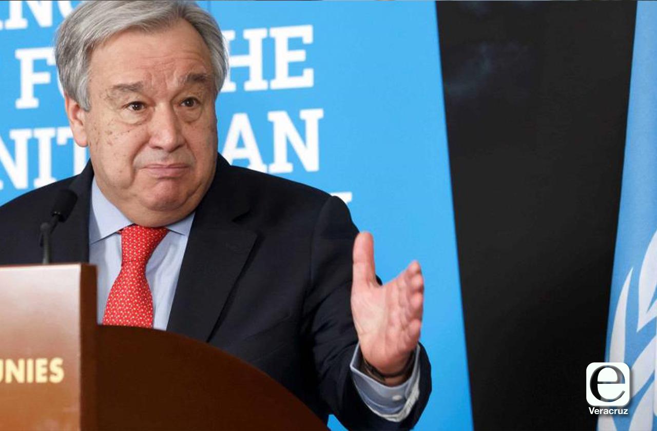 El mundo no pudo unirse para frenar al covid: titular de la ONU