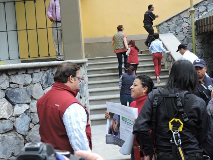 El día que una madre veracruzana encaró a Javier Duarte