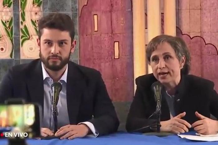 Aristegui regresa a la radio comercial en alianza con Radio Centro