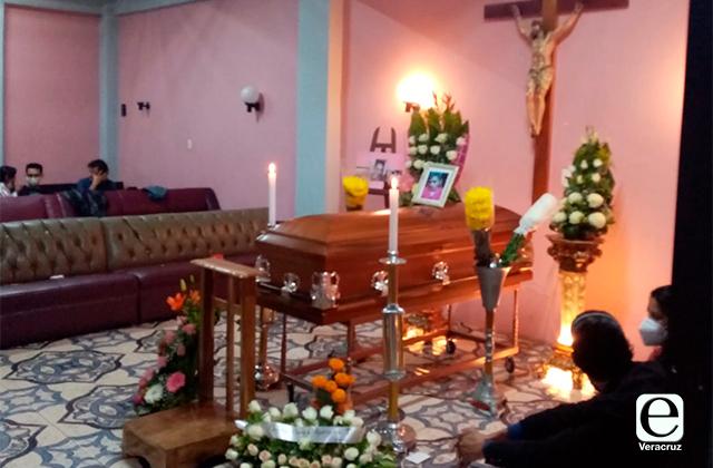 Arriban a Orizaba restos de Adela Martínez
