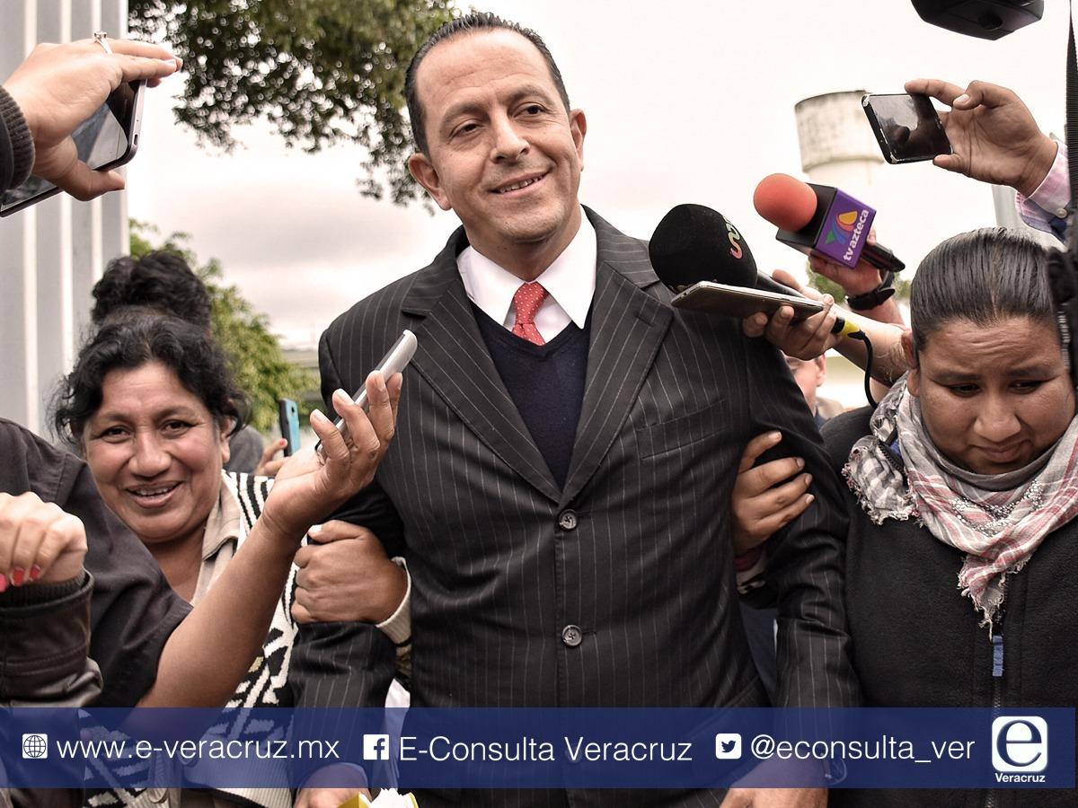 PRI no financió a Cuitláhuac García, afirma Arturo Bermúdez