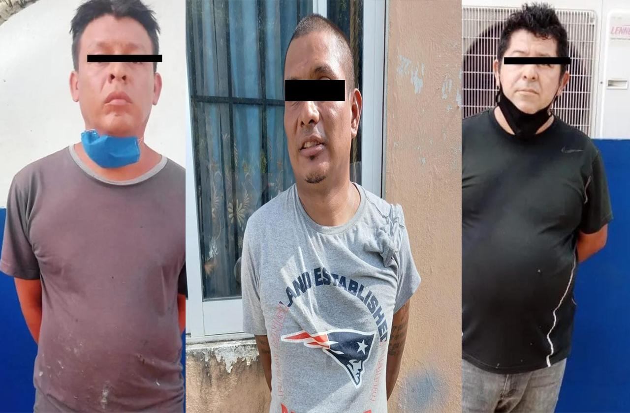 Asaltaban con pistola de juguete, fueron detenidos en Coatza