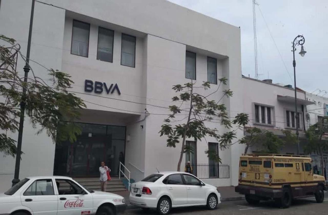 Despojan a cuentahabiente de 170 mil pesos, en Veracruz