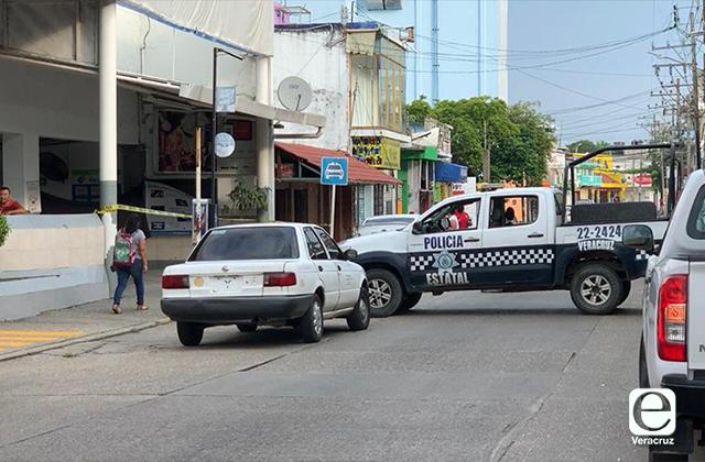 En quincena se roban dos cajeros en terminal de ADO de Minatitlán