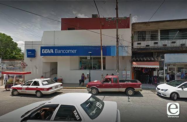 En quincena, roban más de 100 mil pesos a cuenta habiente en Mina