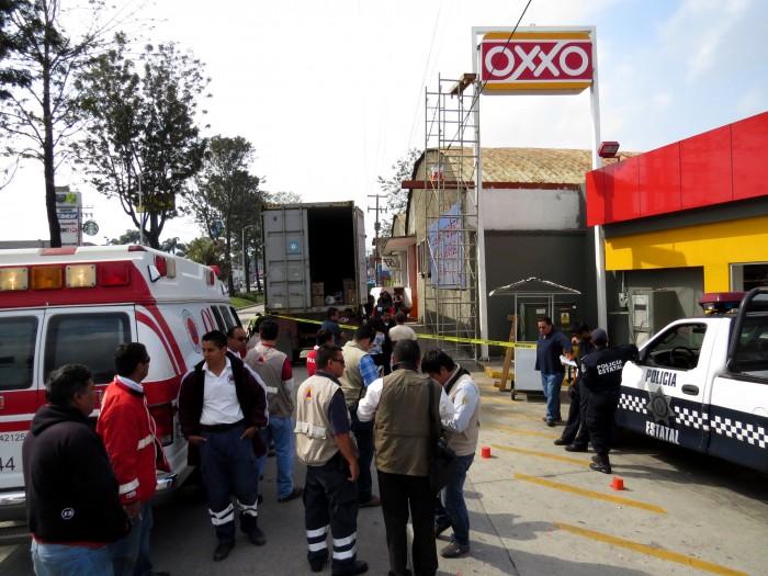 Descienden los robos a tiendas de conveniencia en Xalapa