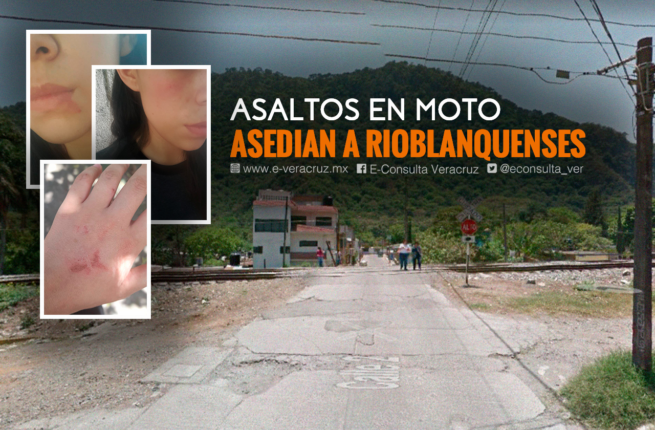 Vecinos me salvaron: Arquitecta narra asalto en Río Blanco