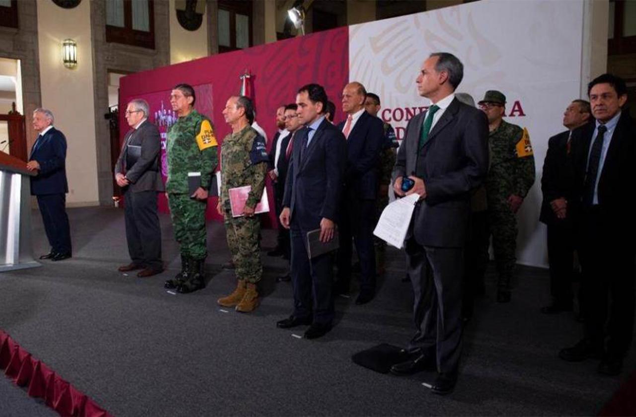 Entra México a fase 2 por covid-19 y anticipa medidas de tercera fase