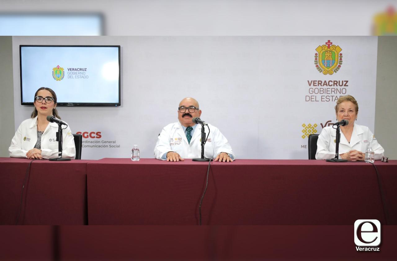 Con 42 casos sopechosos de covid-19, entra Veracruz en fase 2 de alerta sanitaria
