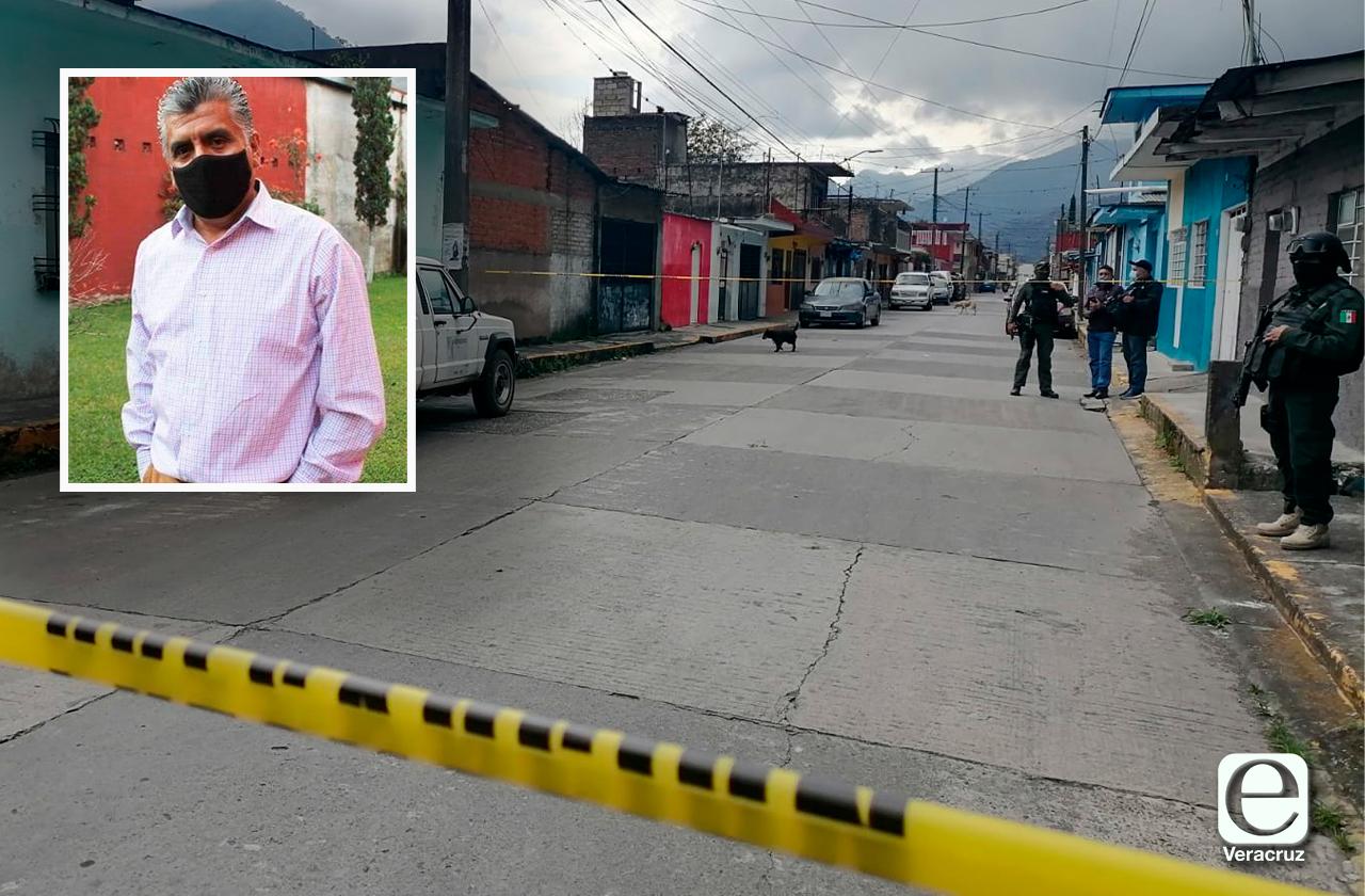 Plagian a excandidato a alcalde de Río Blanco, Joaquín Espinoza