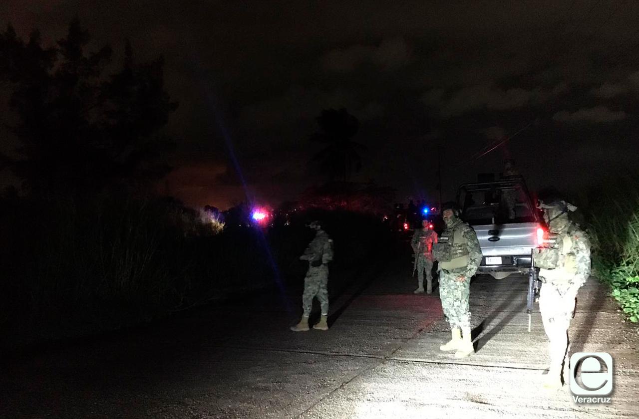 Asesinan a dos hombres en la zona industrial de Coatza