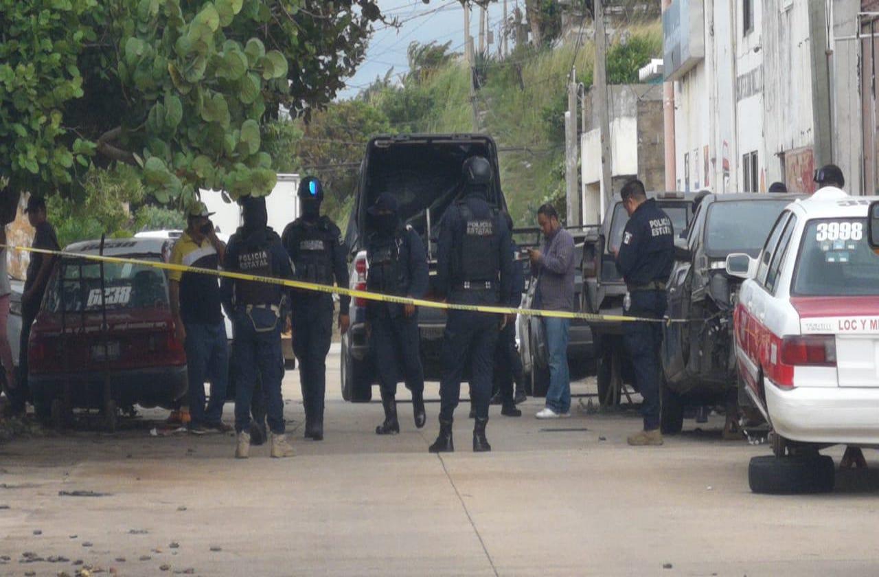 Asesinan a dueño de taller mecánico en Coatza