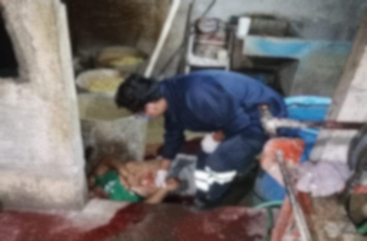 Asesinan a dueño de tortillería, en Amatlán