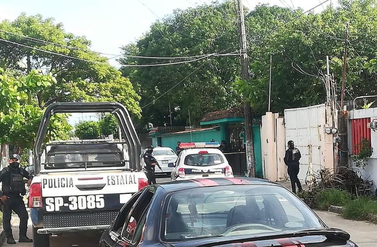 Asesinan a hombre en cantina de Nanchital