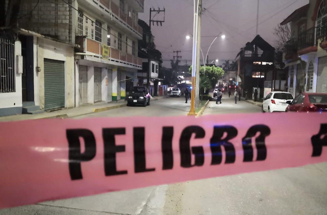 Asesinan a hombre en colonia Morelos, de Acayucan