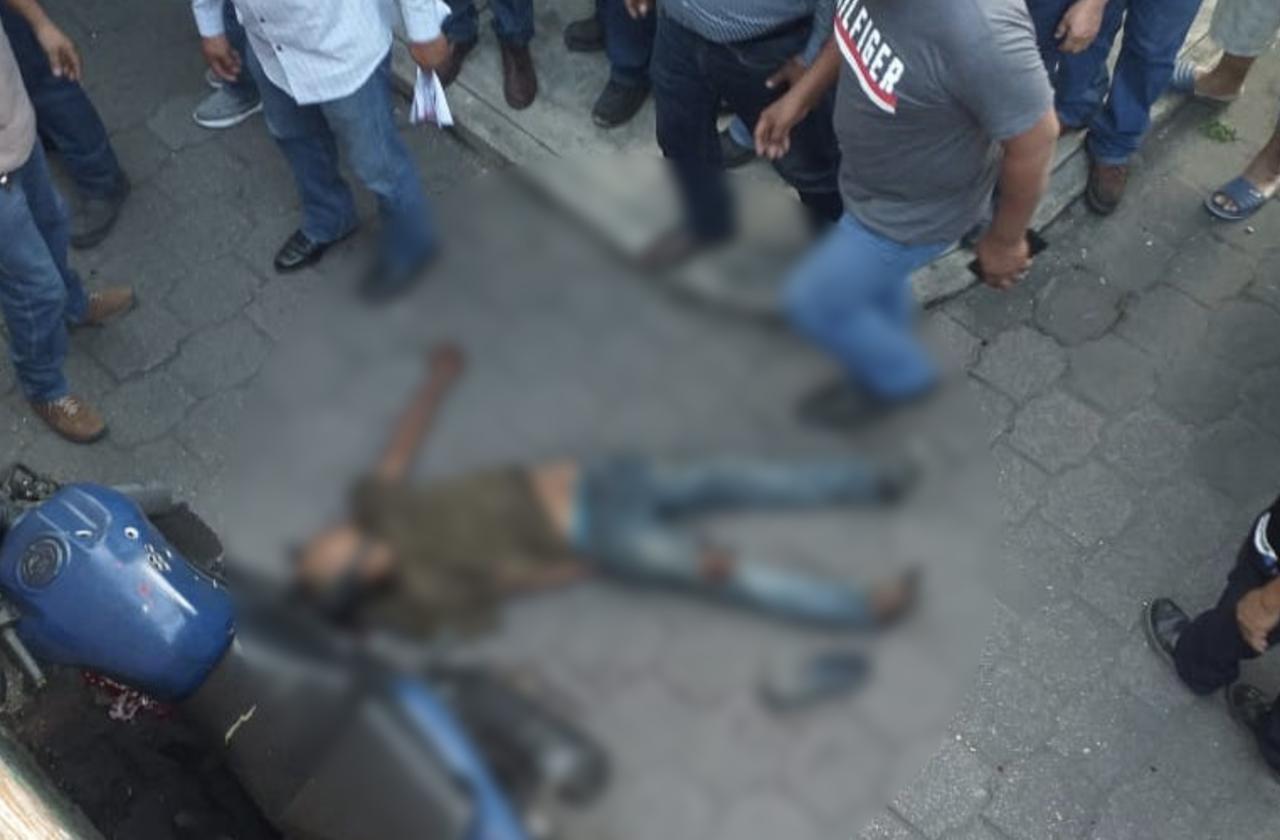 Asesinan a joven cortador de caña en Cuichapa