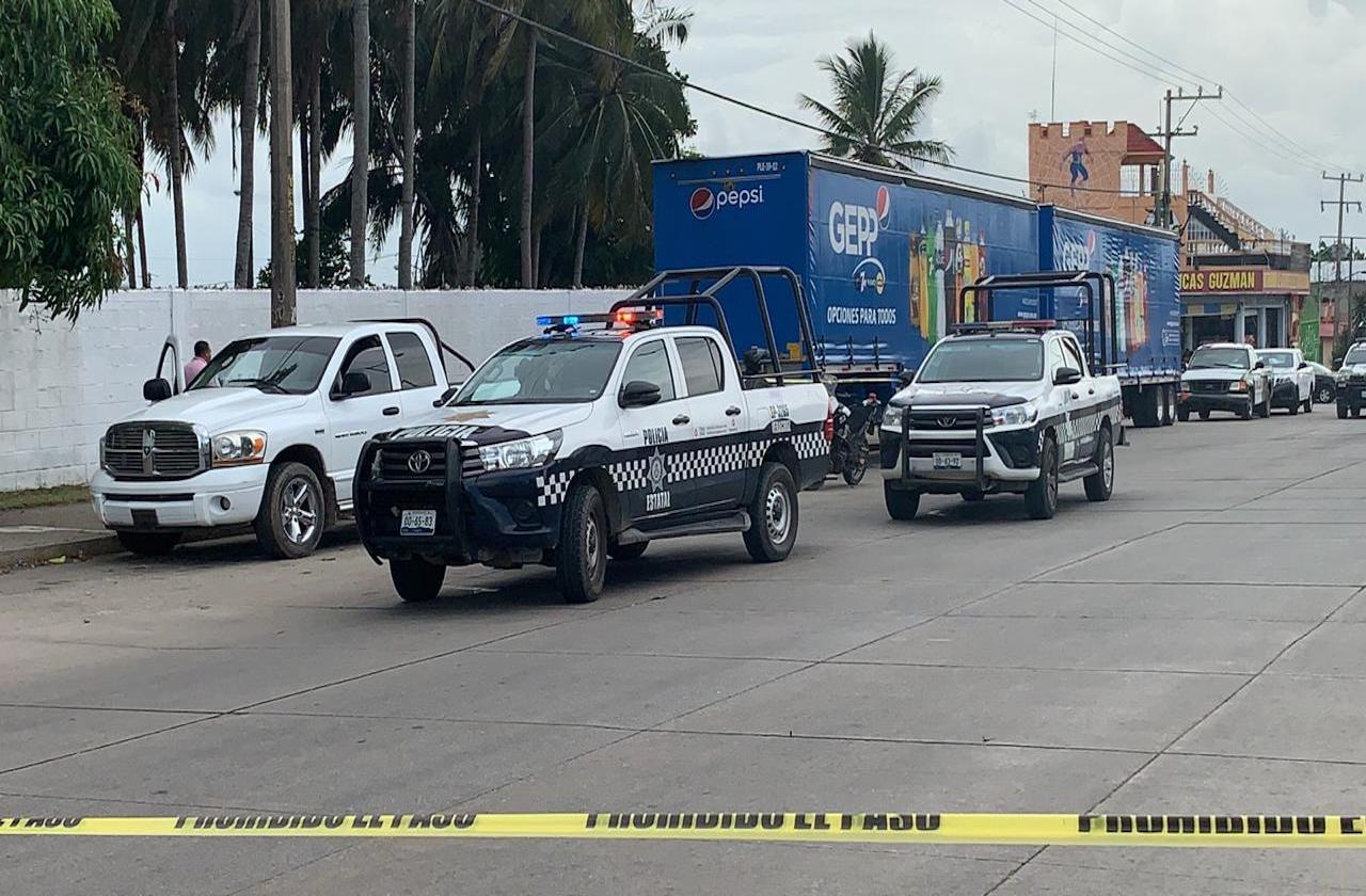 Asesinan a hombre en Minatitlán