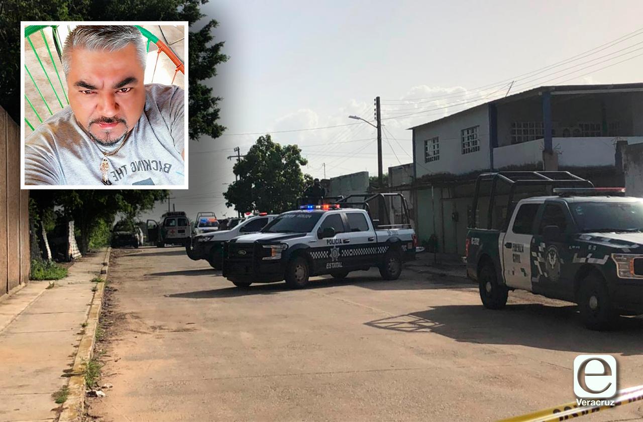 Asesinan a mecánico de Acayucan, es el tercer homicidio de la semana