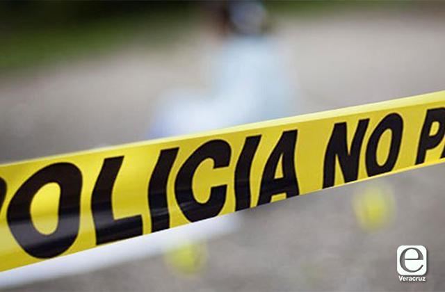 Asesinan una pareja a balazos en colonia de Poza Rica