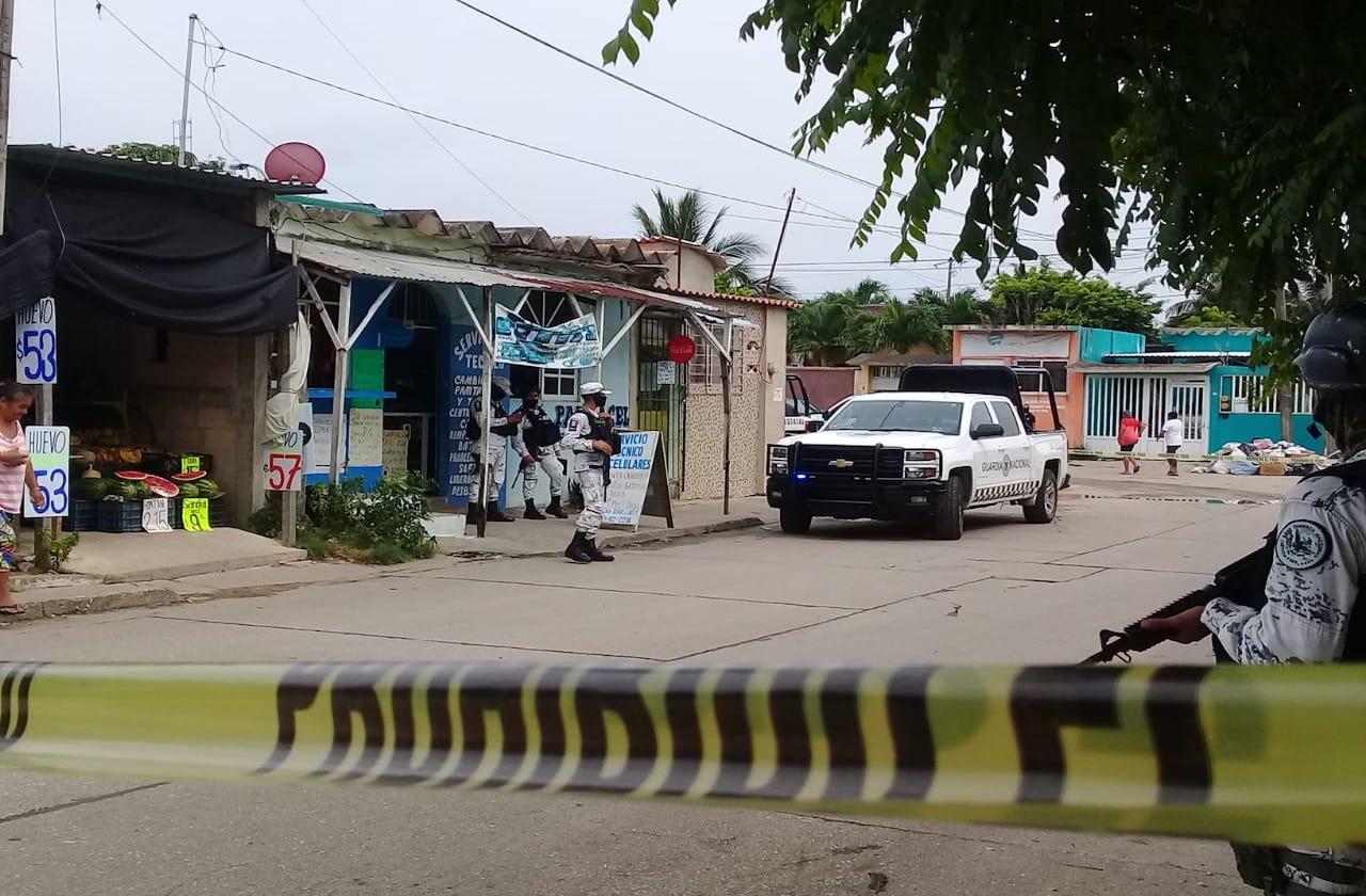 Asesinan a reparador de celulares, en Coatza