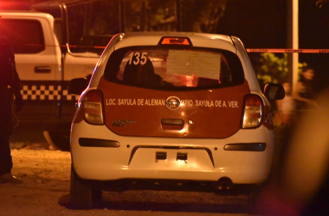 Asesinan a taxista de Sayula; es el séptimo en la semana