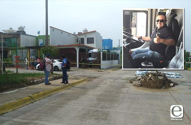 Gerardo, empresario turístico de Coatza es asesinado
