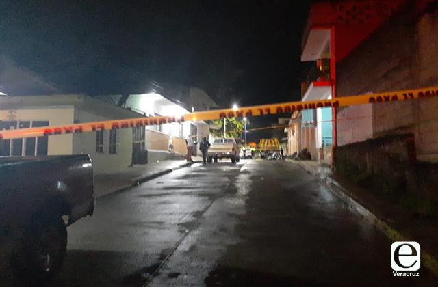 Asesinan a hombre en pleno centro de La Perla