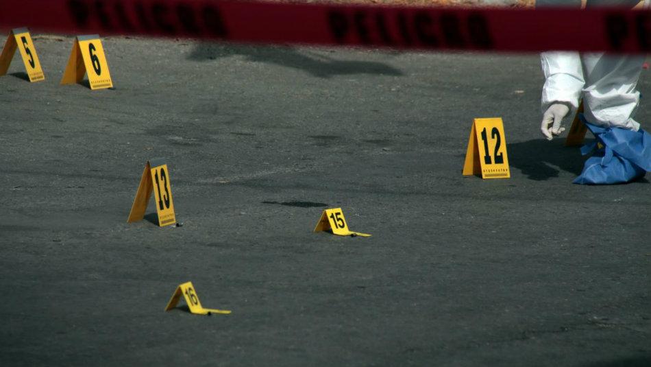 Semana inicia con al menos nueve muertos por violencia