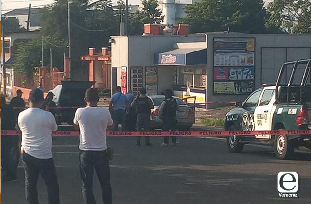 Esta mañana asesinan a conductor en Cuitláhuac