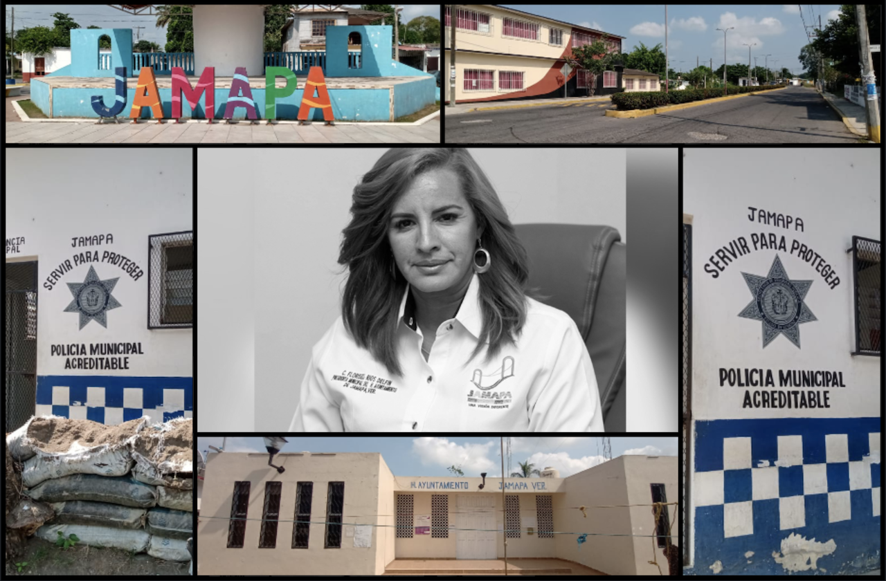 Asesinato de alcaldesa desoló Palacio Municipal de Jamapa