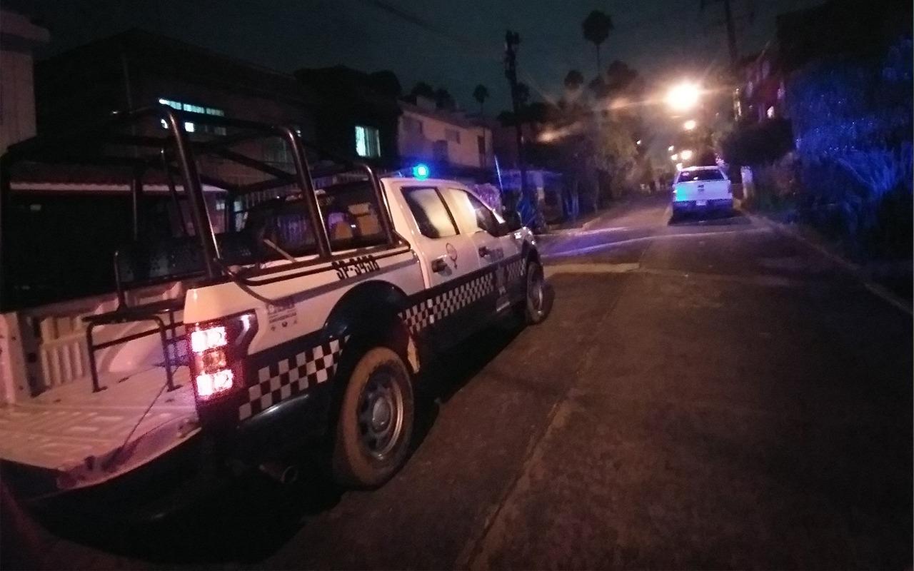 Asesinan a un hombre en Paseo Las Palmas, en Xalapa