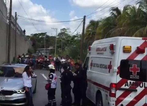 VIDEO: periodista fue asesinado con dos balazos, según fiscalía de Tabasco