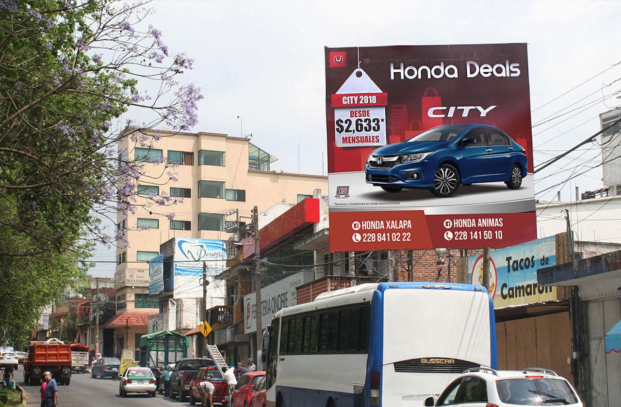 Así buscarán regularizar pago por anuncios publicitarios en Xalapa