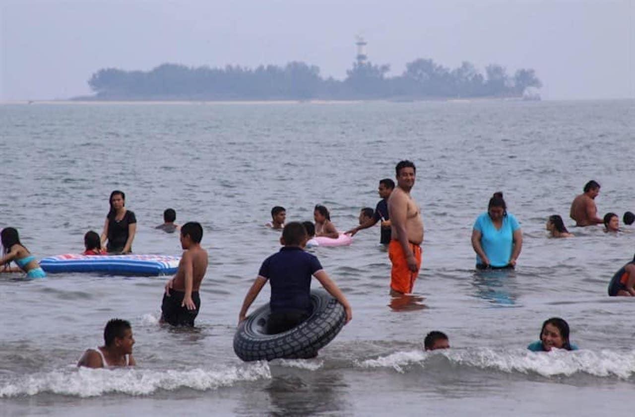 Así califica Cofepris a las playas turísticas de Veracruz