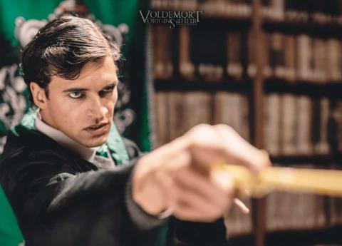 ¿Qué hacer para ver Voldemort: El origen del heredero?