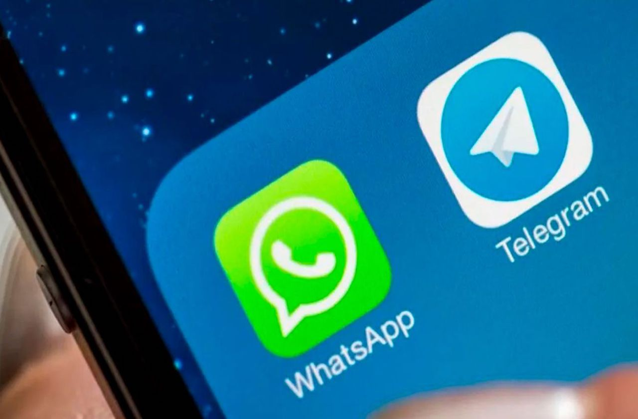 Así puedes pasar stickers y contactos de WhatsApp a Telegram