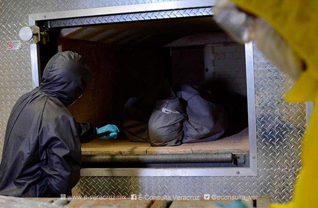 Así se transformó el trabajo de las funerarias en pandemia