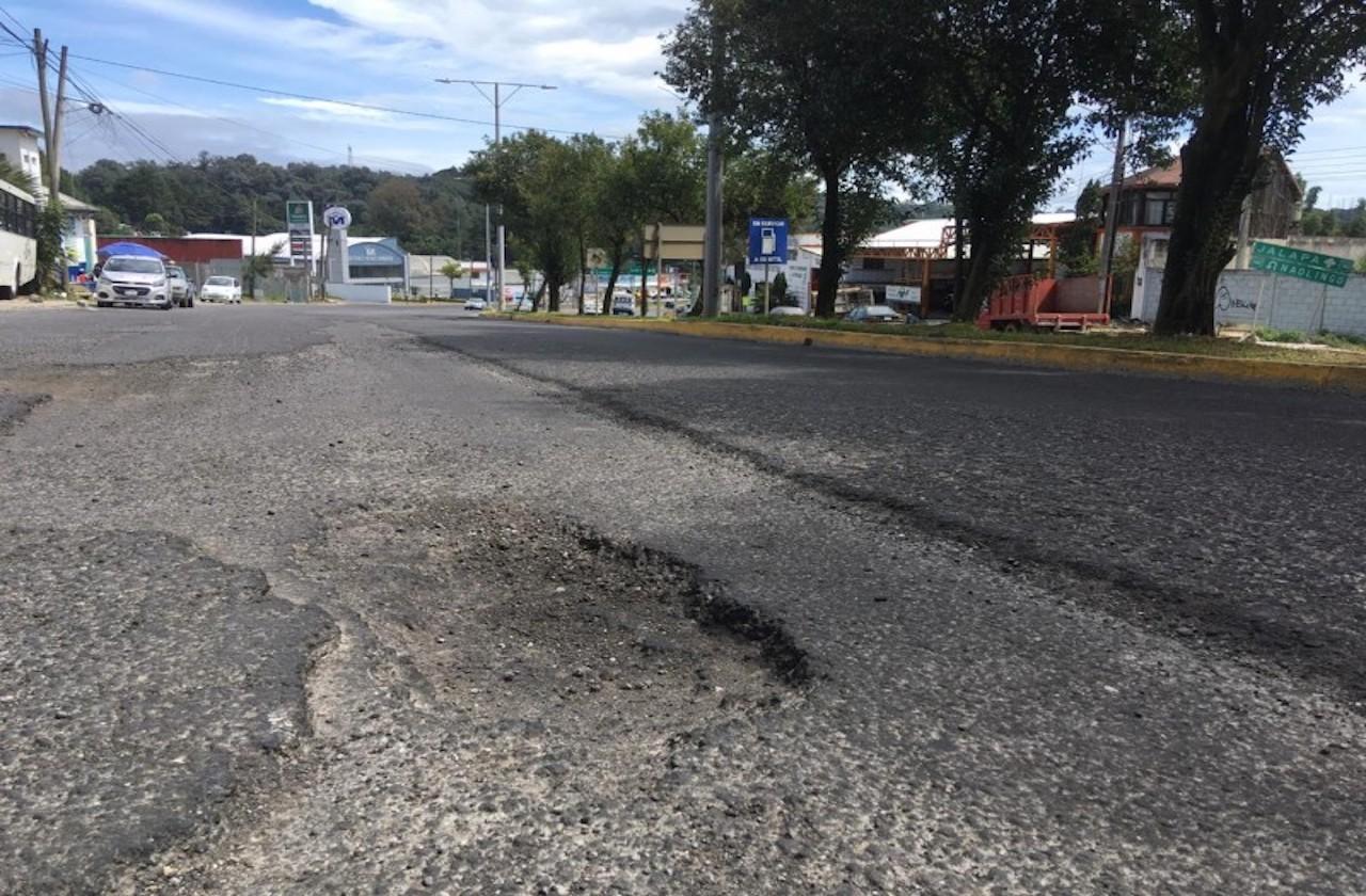 Así será la rehabilitación de la carretera Xalapa-Banderilla