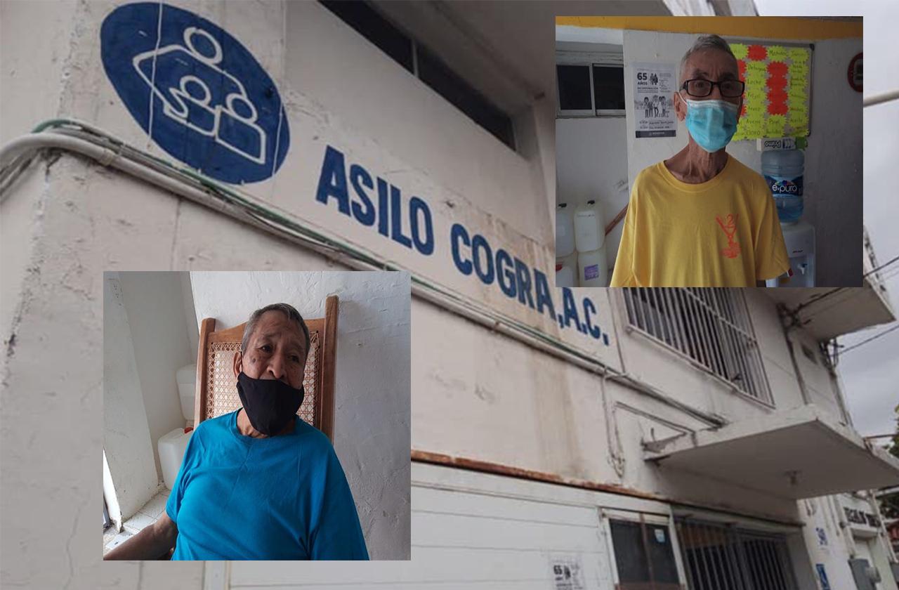 Olvidados: Cristóbal y José Luis enfrentan vejez y abandono en asilo