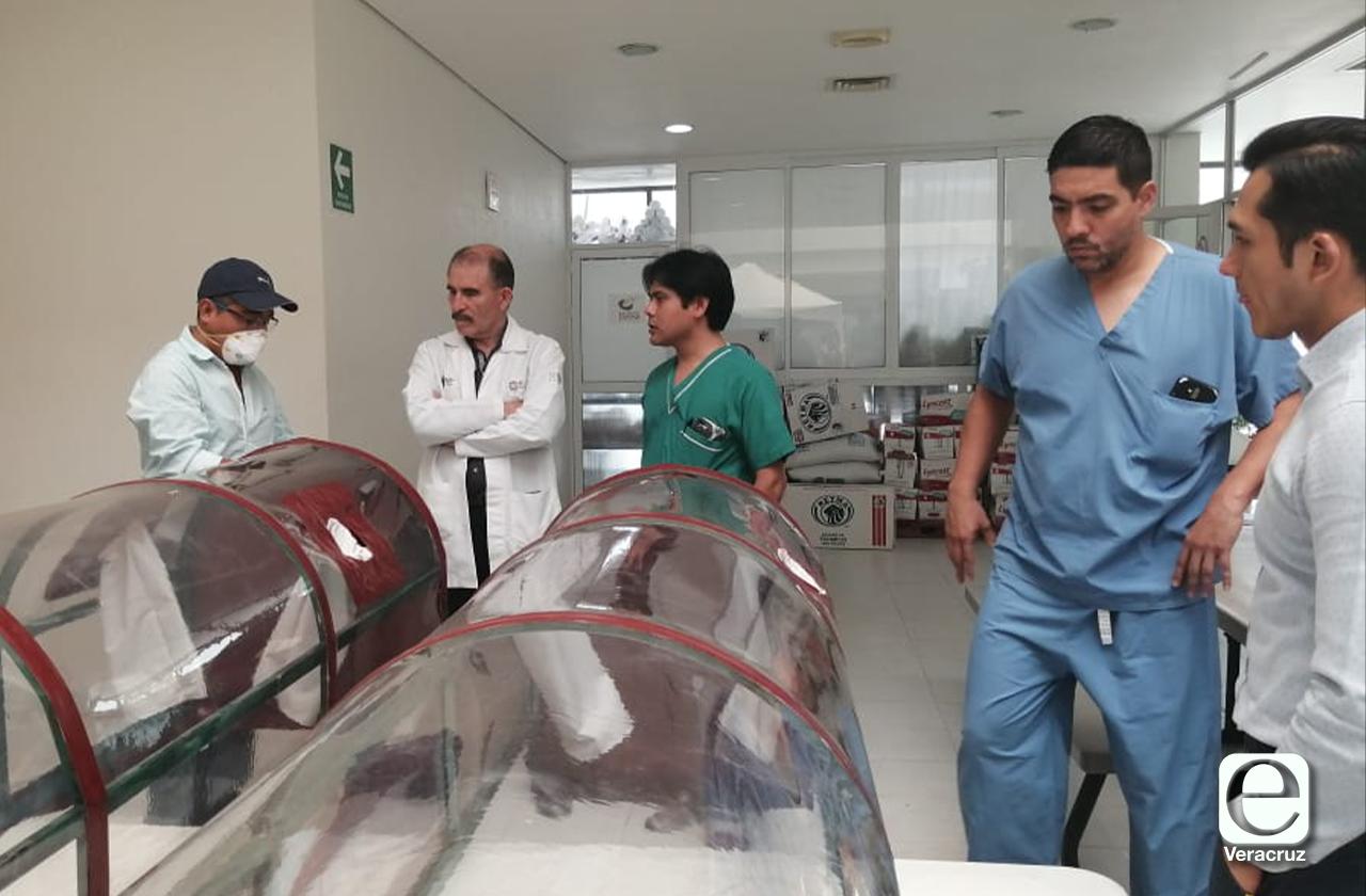 Un muerto, 11 positivos y 111 sospechosos; saldo de covid-19 en el sur de Veracruz