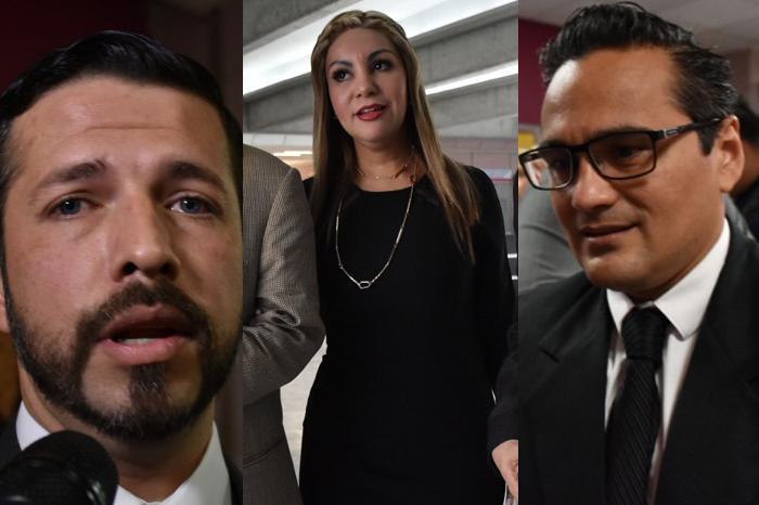 Aspirantes a Fiscal acuden a entrevistas, a Winckler lo cobijaron diputados
