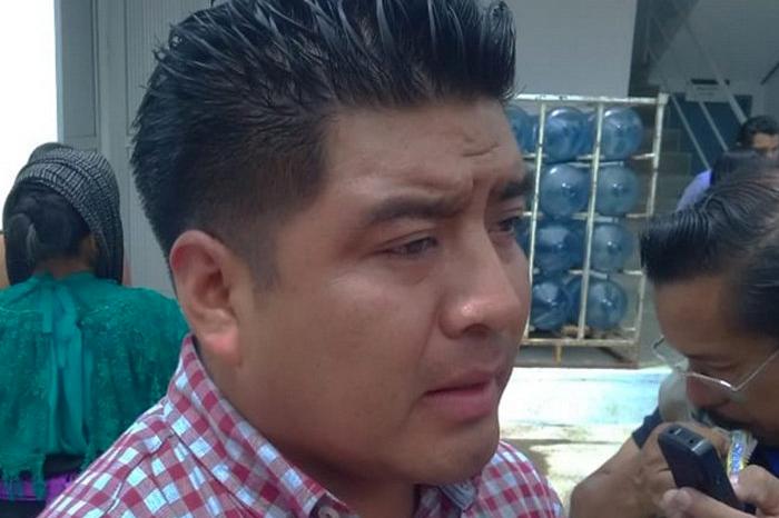 Se recupera alcalde de Astacinga que fue baleado, le dan de alta