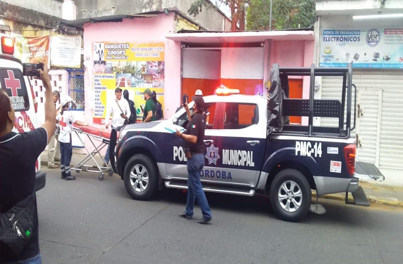 Atacan a balazos a hombre en cuartería de Córdoba