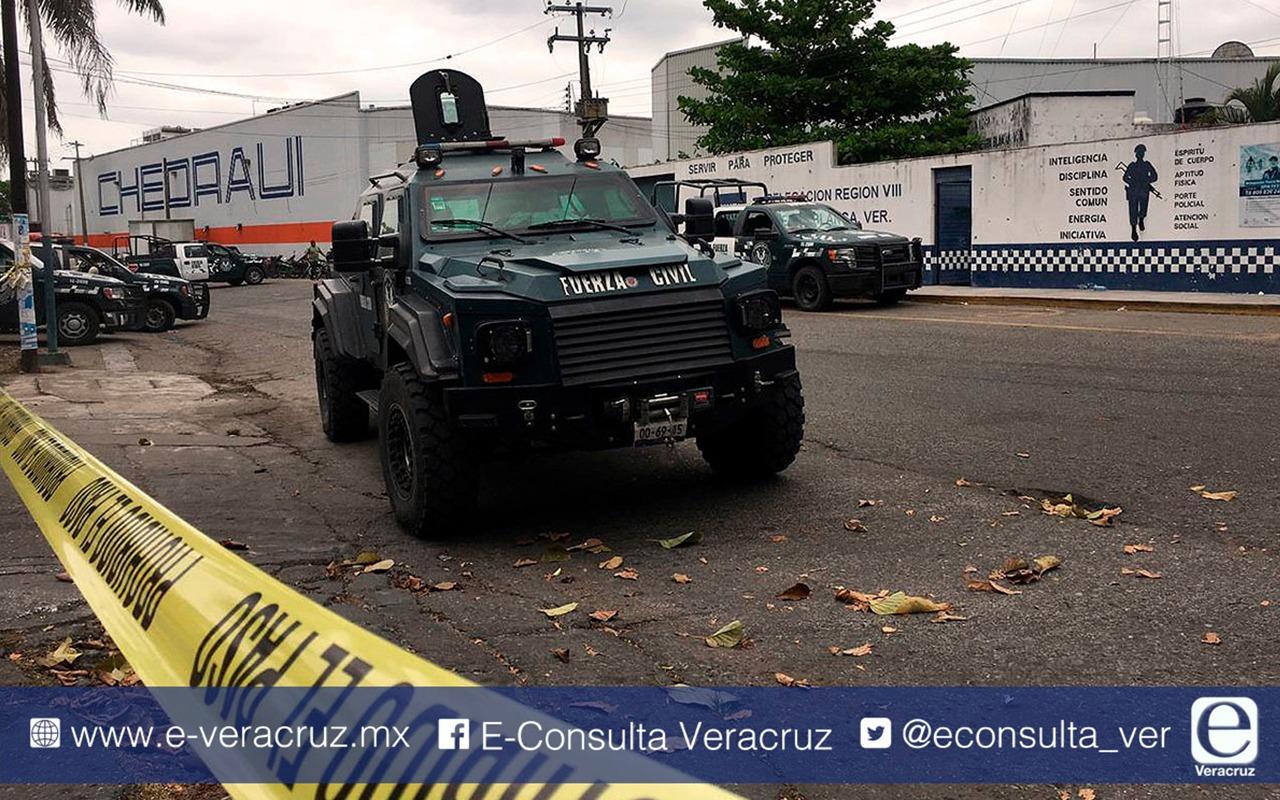 Los ataques sanguinarios del Cártel de Jalisco a la SSP de Veracruz