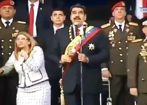 México niega acusaciones de atentado contra Nicolás Maduro