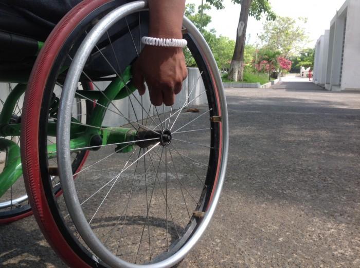 Medallistas paralímpicos veracruzanos toman la Sefiplan