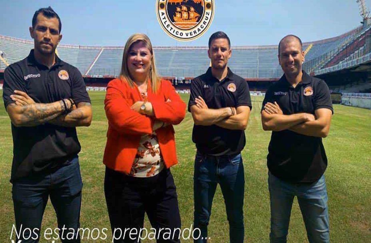 Atlético Veracruz inicia formalmente su camino en la LBM
