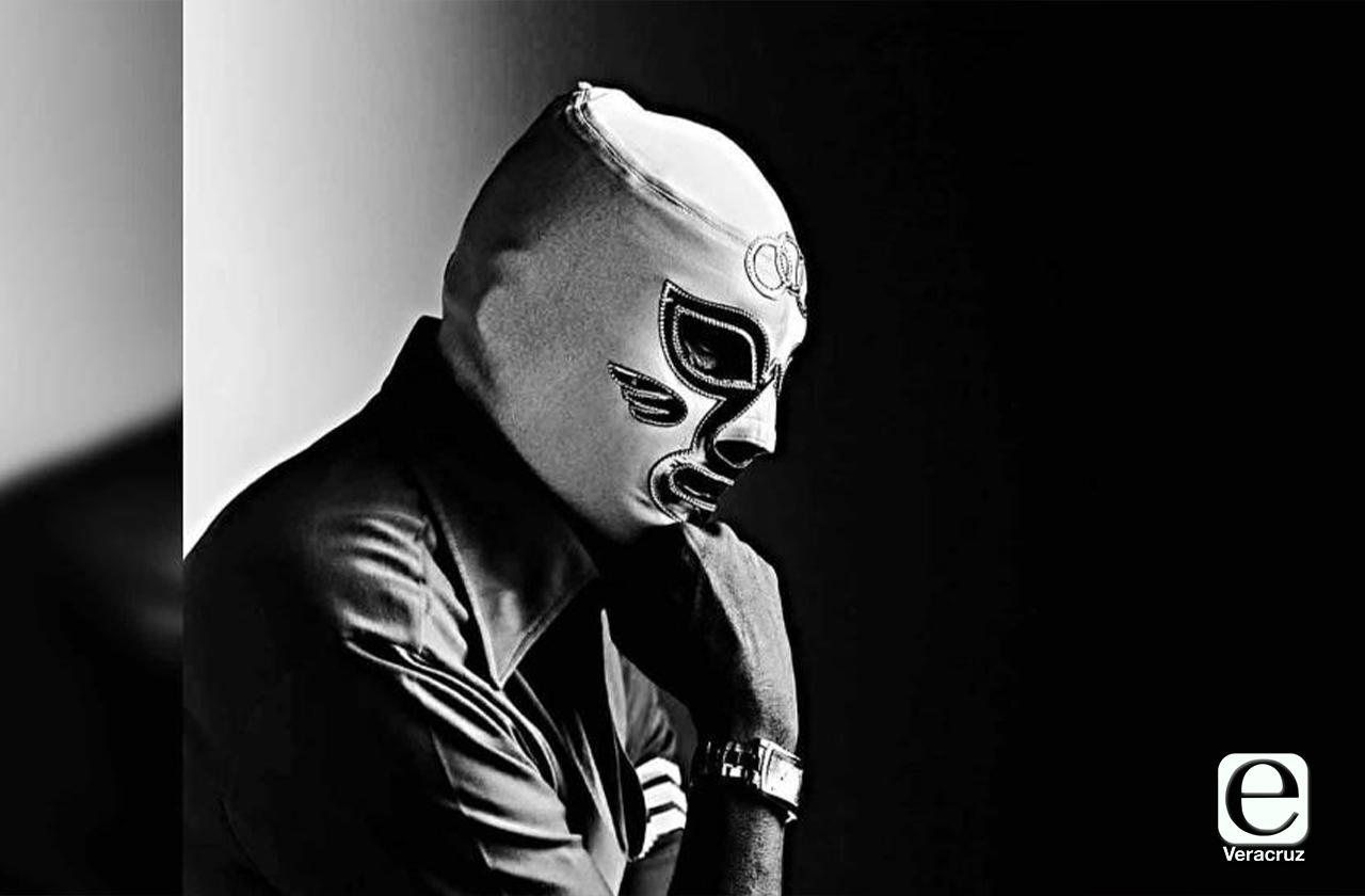 El Audaz, luchador que deja legado musical en Veracruz