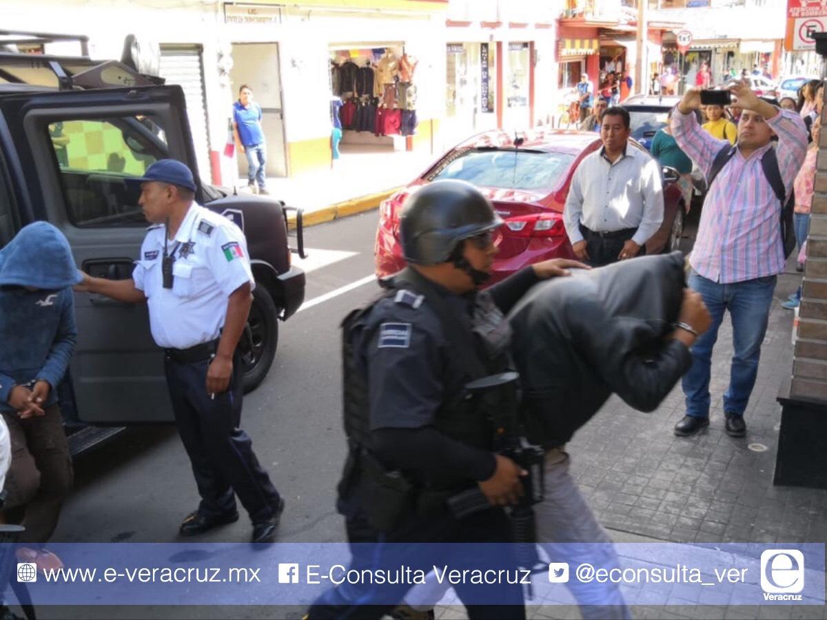 Dos años de prisión preventiva a policías de Orizaba por homicidio