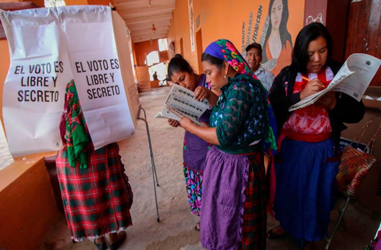 Avalan lineamientos para candidaturas de indígenas y jóvenes